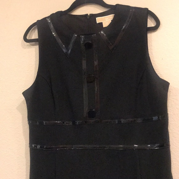 MICHAEL Michael Kors Dresses & Skirts - Michael Kors black dress size 12